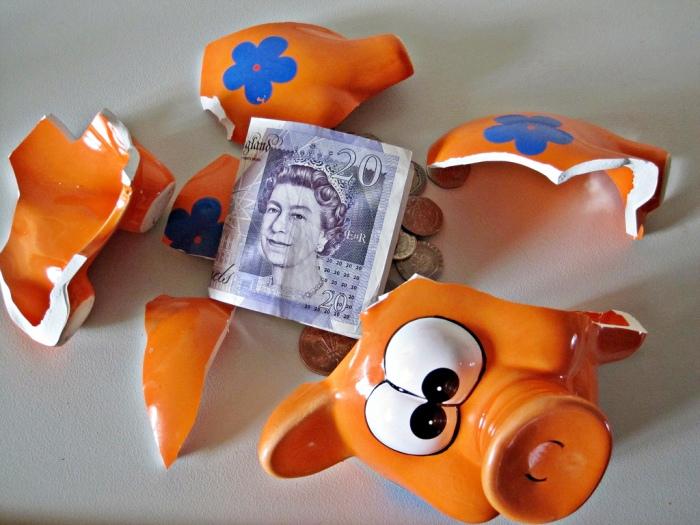 money dinero libras ahorro