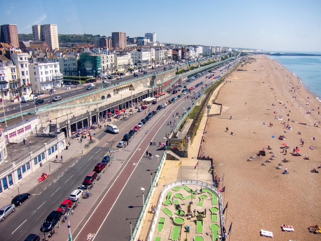 Paseo marítimo Brighton - Martin Robson