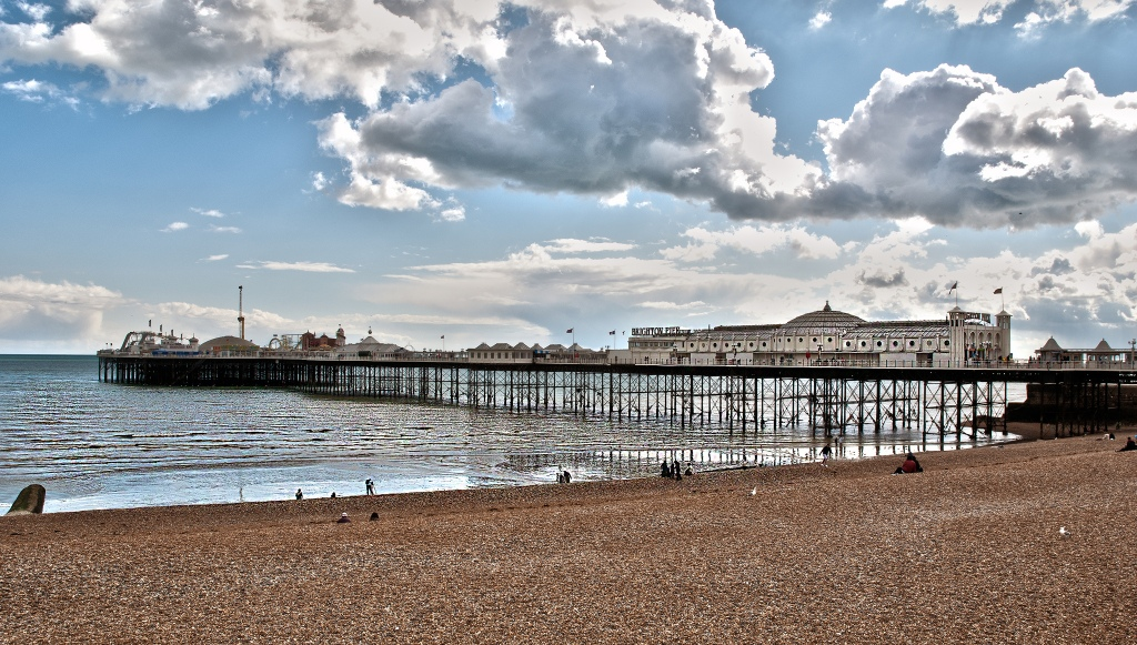 Pier Brighton - Berit Watkin