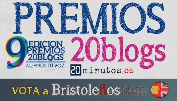 Premios 20blogs 20minutos Bristolenos