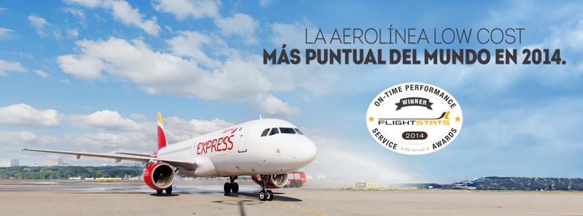puntual iberia express
