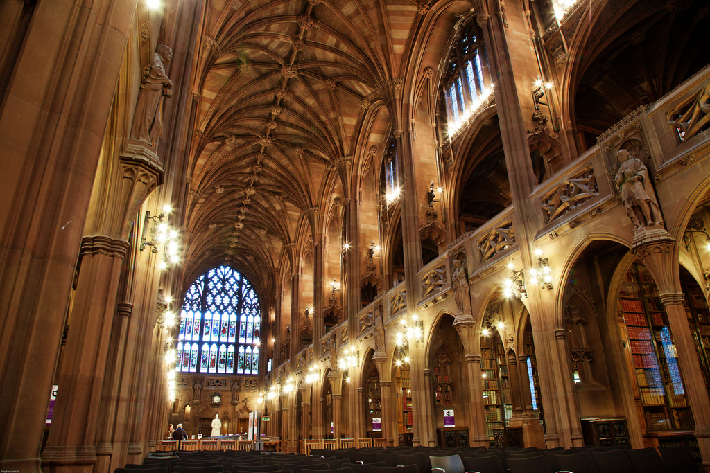 Steve Cottrell - John Rylands Library