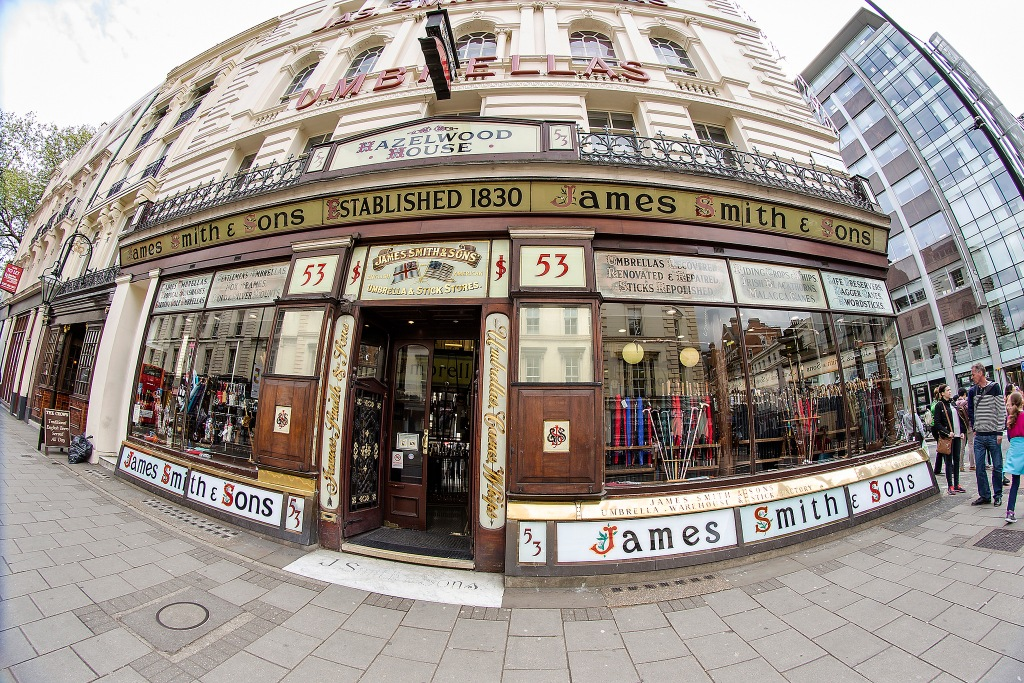 Steven Vacher - James Smith and Sons
