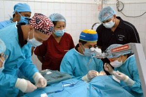 surgery sanidad uk