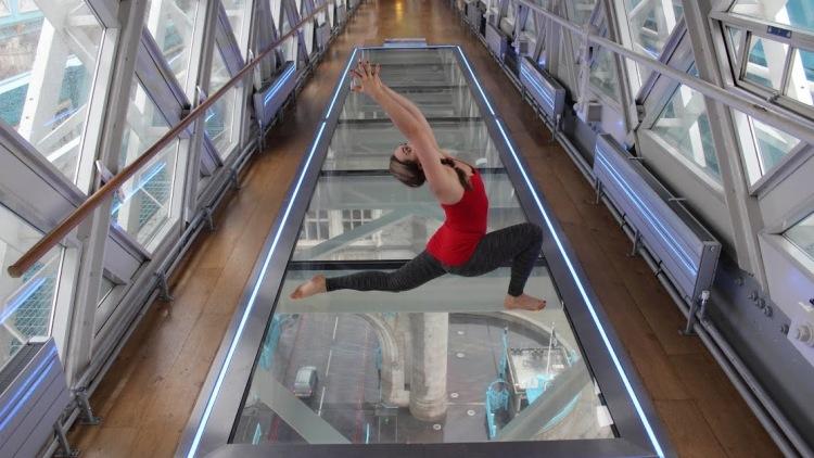 Yoga Tower Bridge