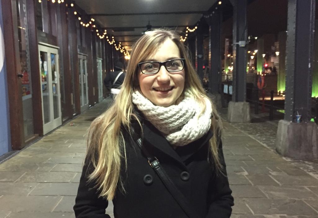 Sara (Macotera, Salamanca, 31 años)