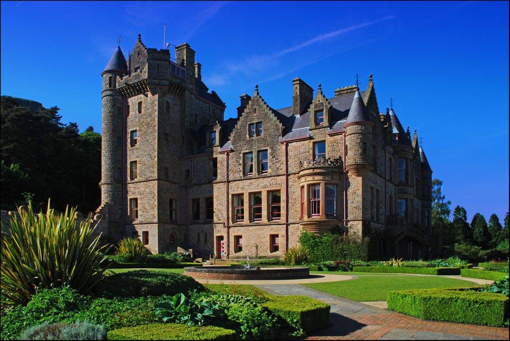 Andrew Hurley -- Belfast Castle, Northern Ireland