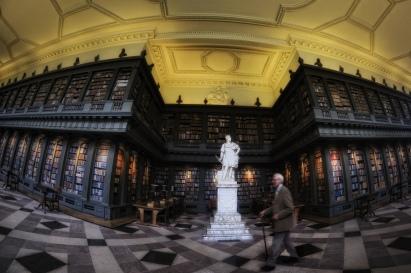 Arne Halvorsen -- Oxford College Library