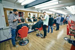 Cortarse el pelo gratis en Londres