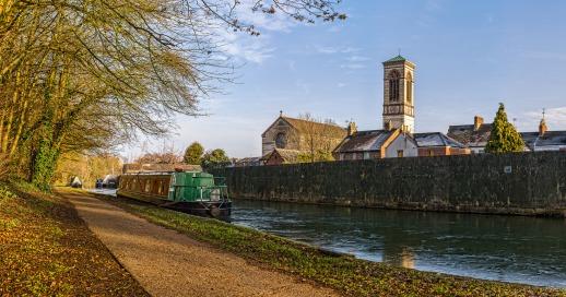 David Hallett -- Oxford Canal
