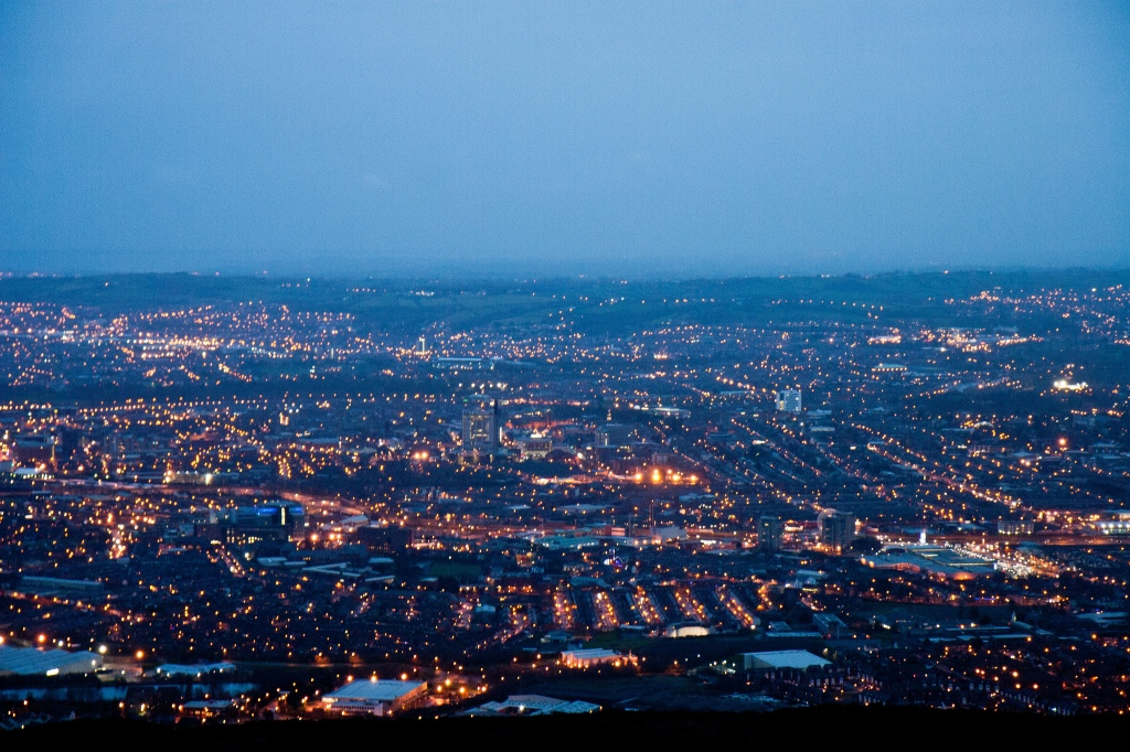 deargdoom57 -- Belfast From the Black Mountain