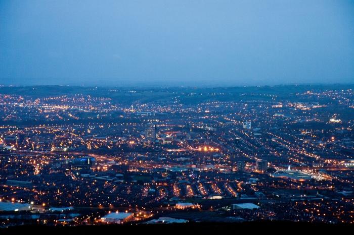 deargdoom57 -- Belfast From the Black Mountain
