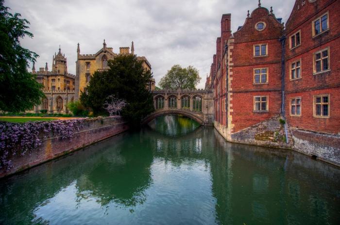 Jon Herbert -- Bridge of Sighs - Cambridge