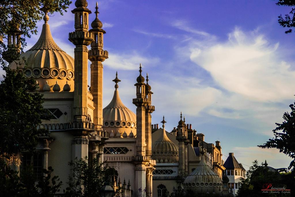 Pablo Fernández -- Royal Pavilion, Brighton