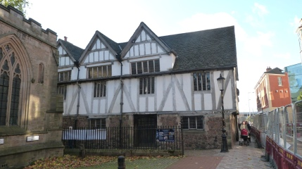 Peter Broster - Leicester Guildhall