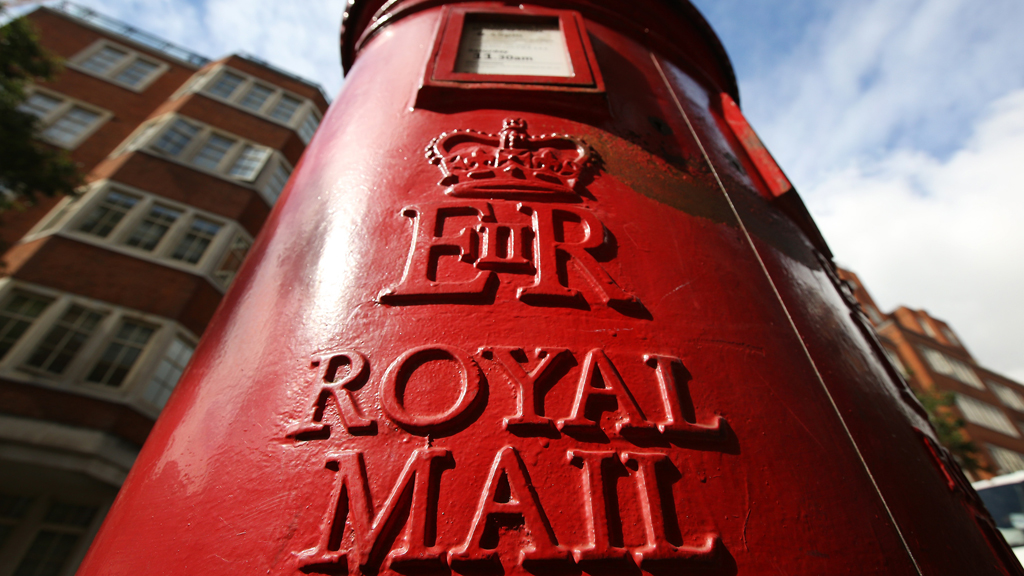 FILE - Last Day To Buy Royal Mail Shares