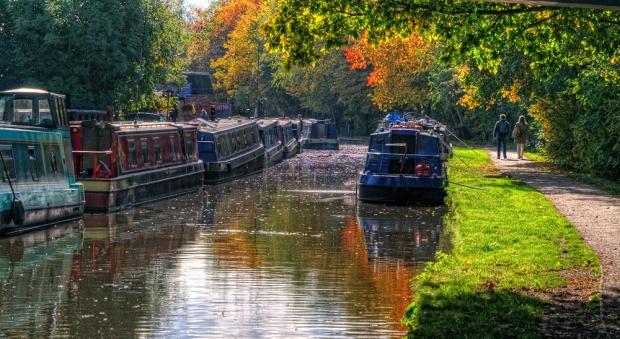 Scott D. Haddow -- Oxford canal