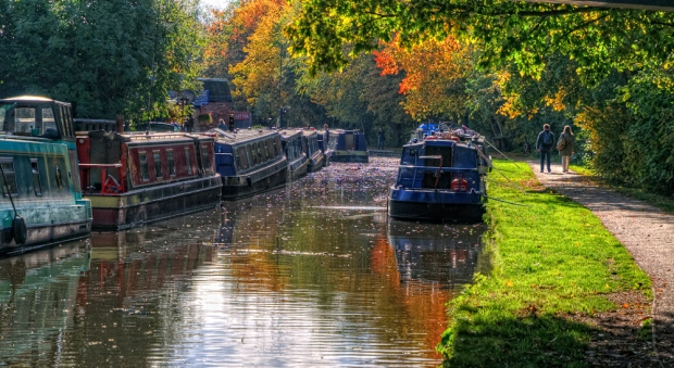 Scott D. Haddow -- Oxford canal