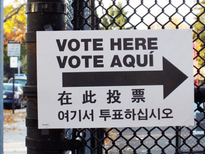 votación vota aquí