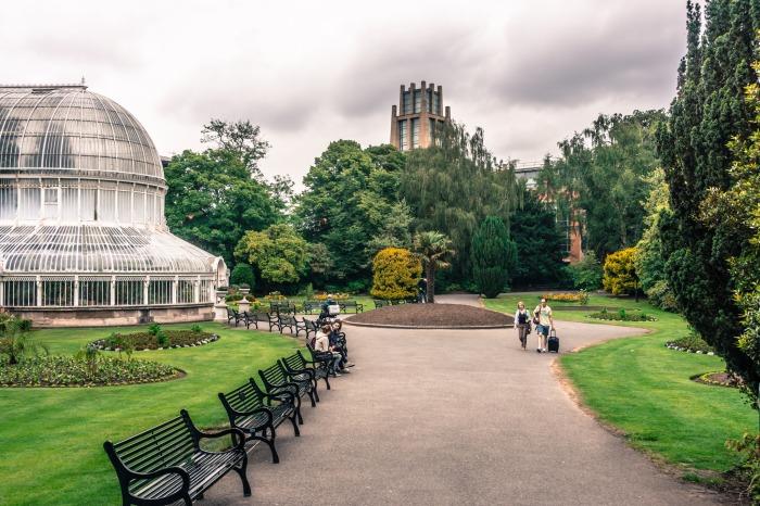 William Murphy -- Botanic Gardens Belfast