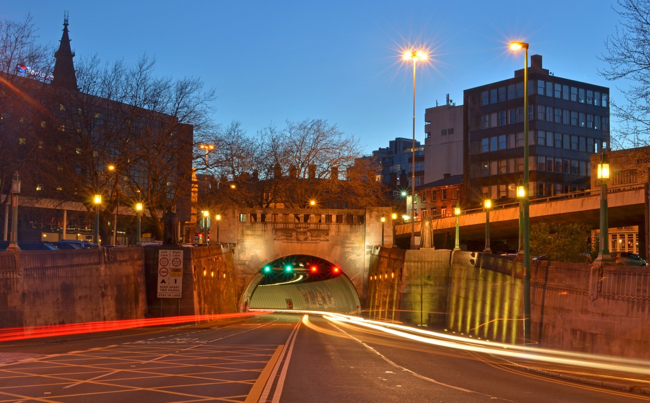 Andrew Hurley - Queensway Tunnel