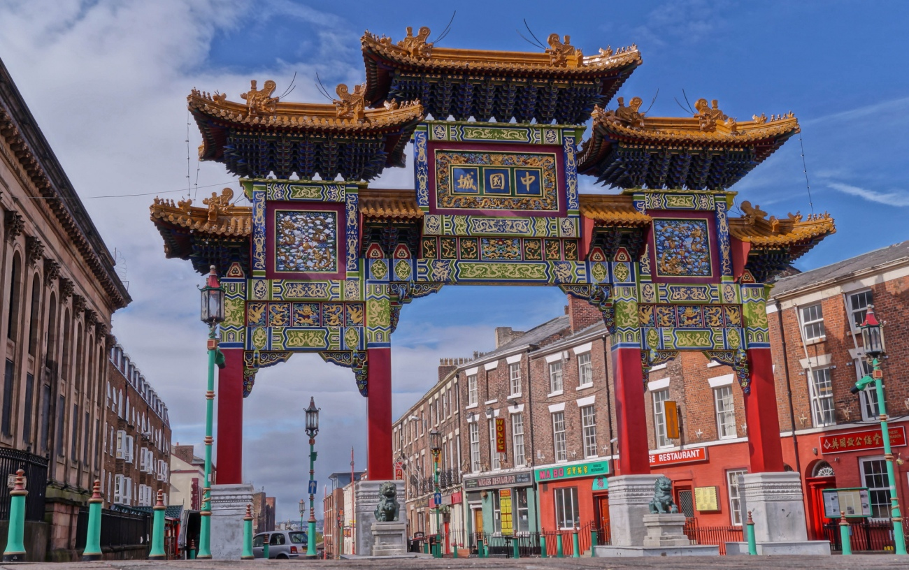 Beverley Goodwin - Chinatown, Liverpool