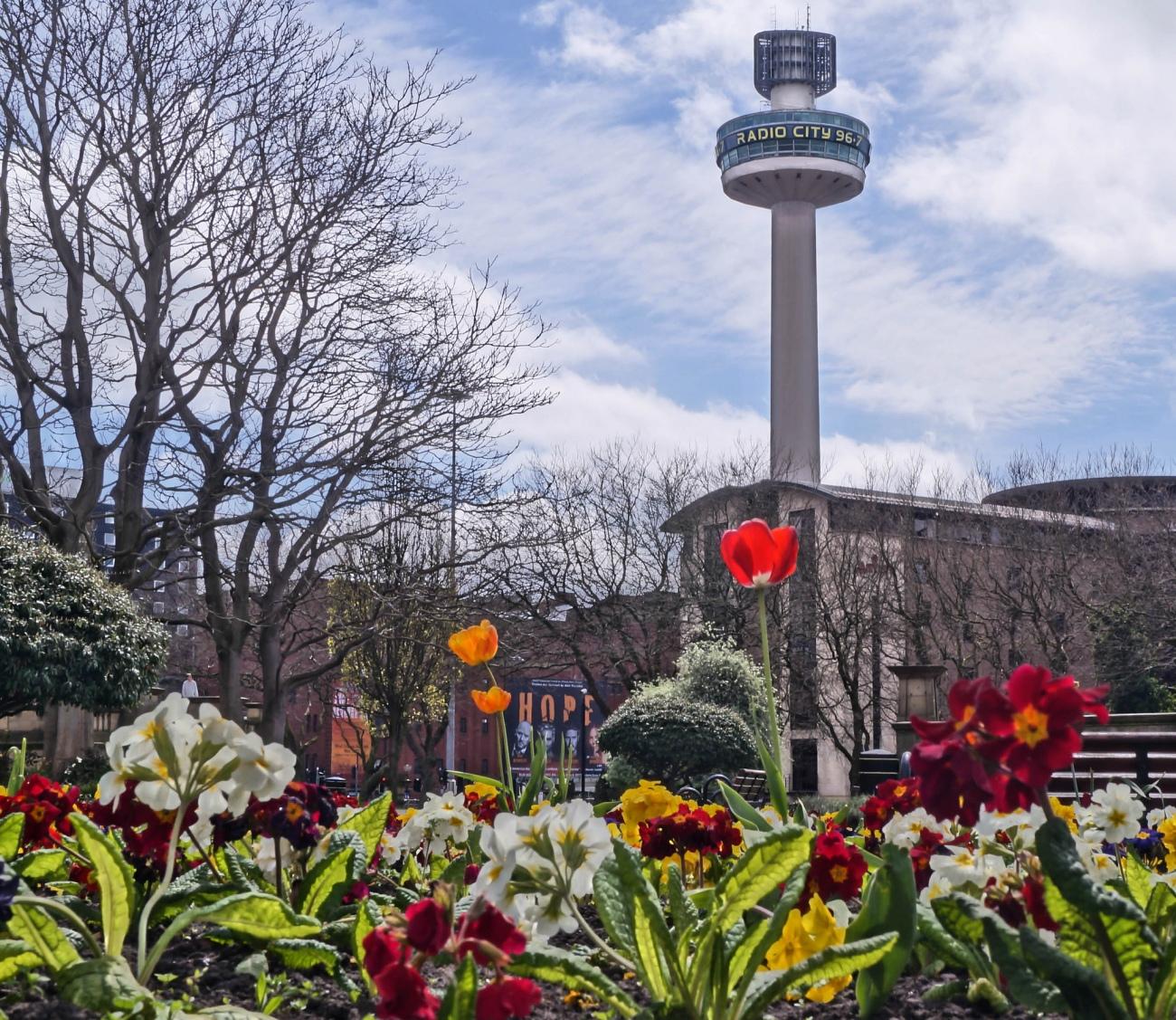 Beverley Goodwin - Radio City Tower, Liverpool