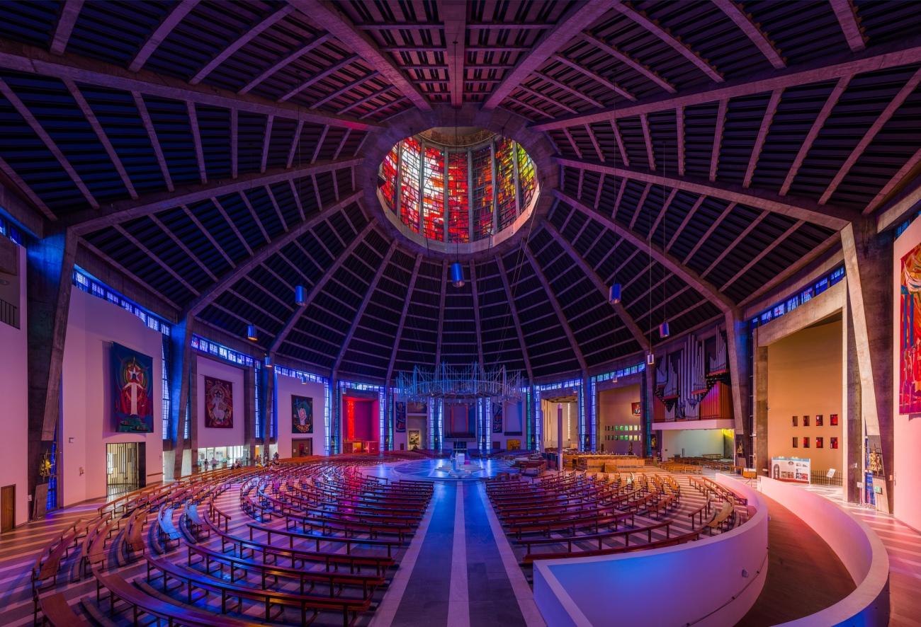 David Iliff - Liverpool Metropolitan Cathedral