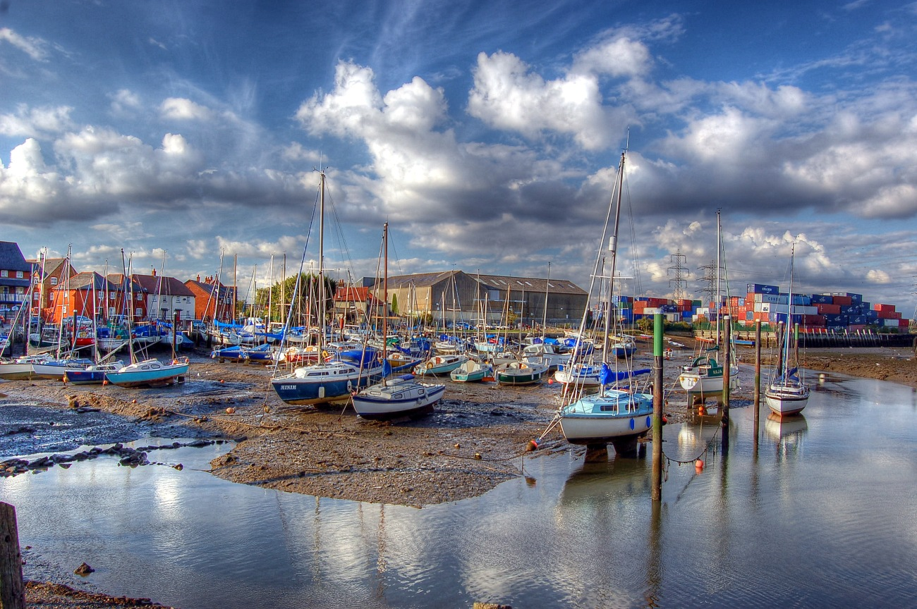 Joe Dunckley - Eling Harbour