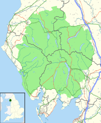 Lake District National Park UK