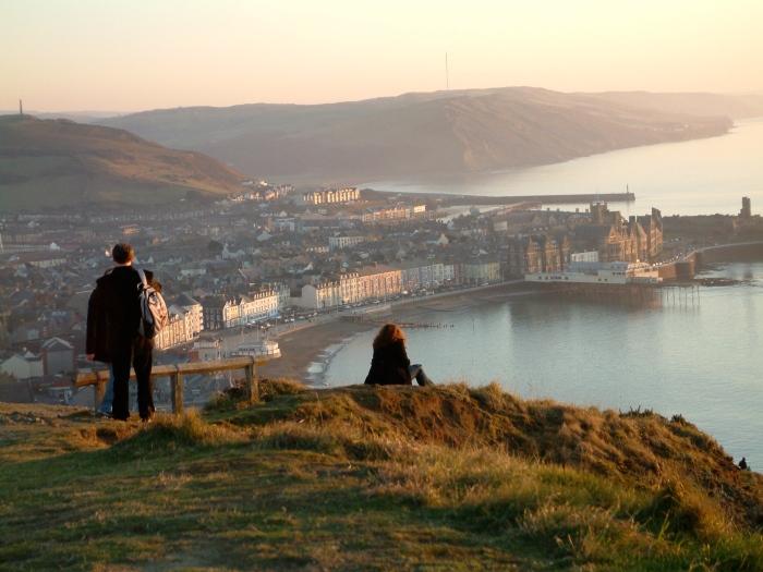 Liam Gladdy - Aberystwyth Sunset