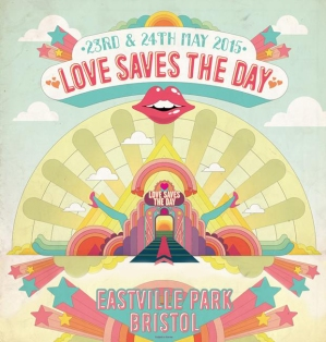 Love Saves The Day Bristol 2015