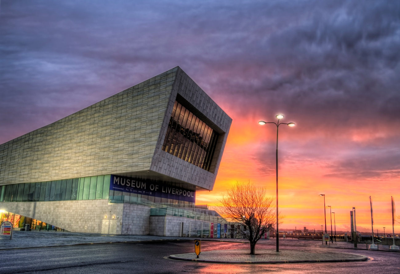 Neil Howard - Museum of Liverpool