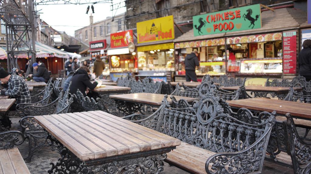 samchills - camden markets