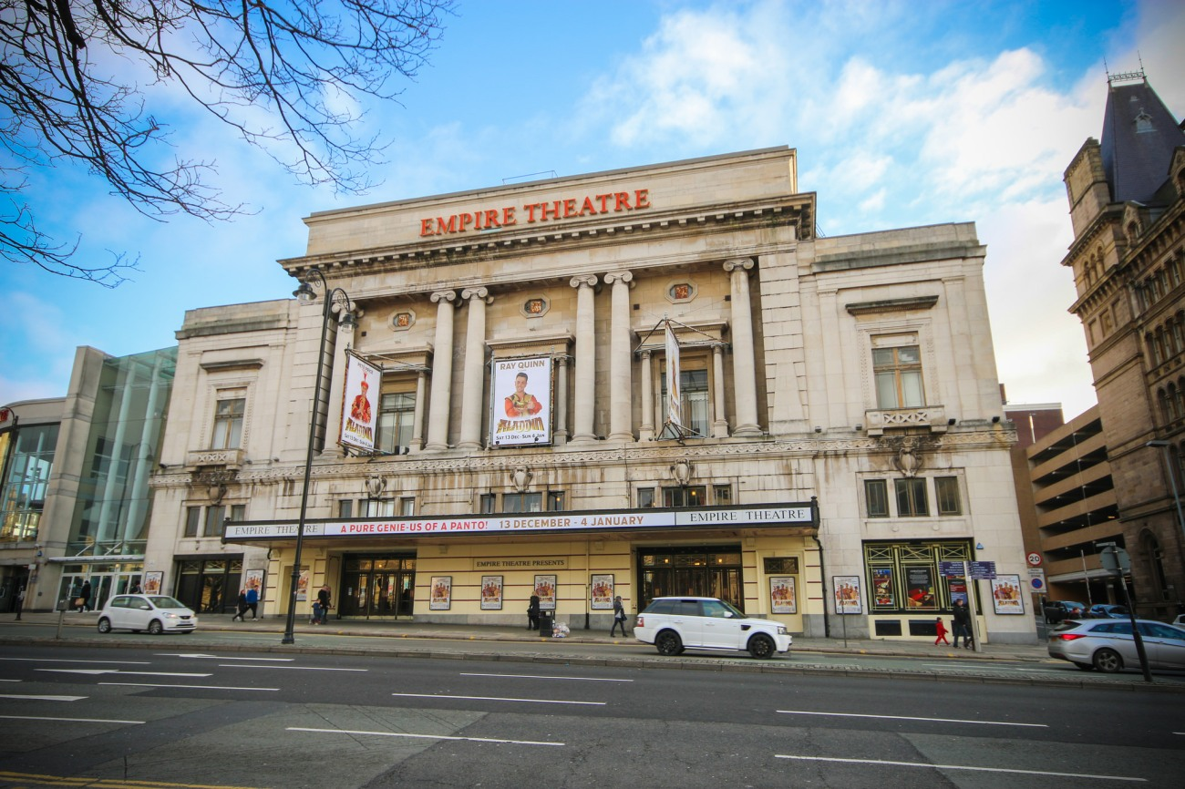 Smith & Brown - Empire Theatre, Liverpool