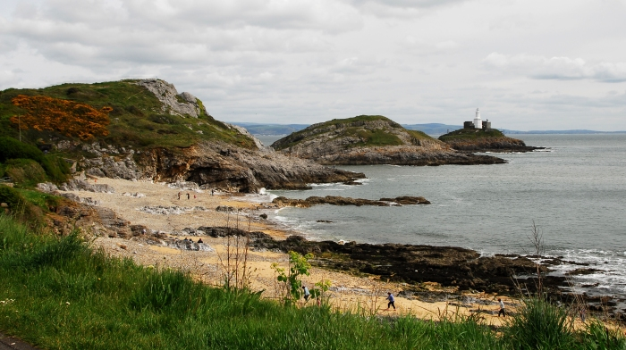 starsandspirals - Bracelet Bay  Bracelet Bay, The Gower, South Wales