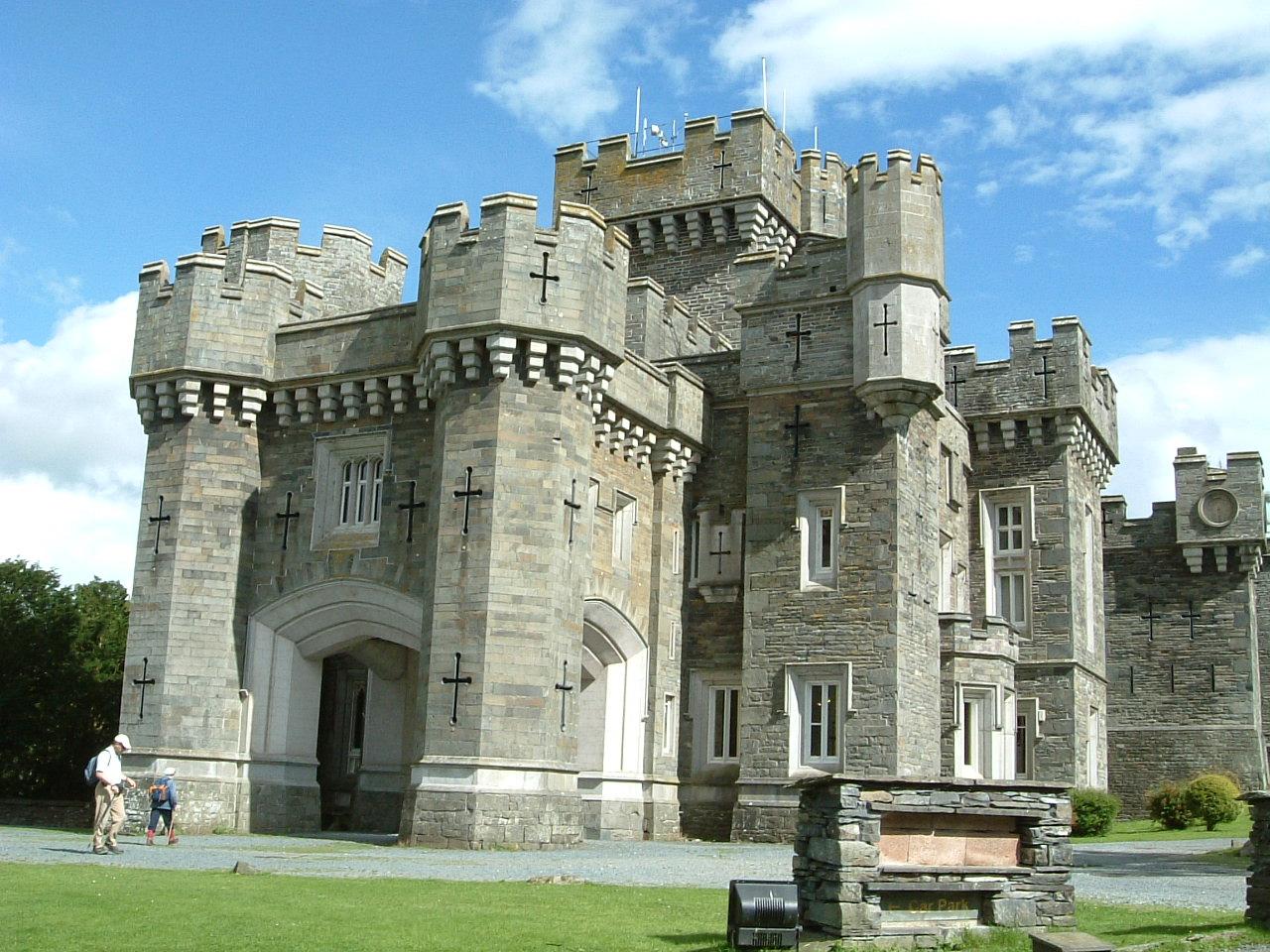 Wray Castle, Ambleside