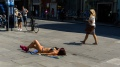 Gavin White - City Centre Sunbathe