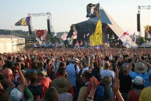 neal whitehouse piper - Glastonbury Festival