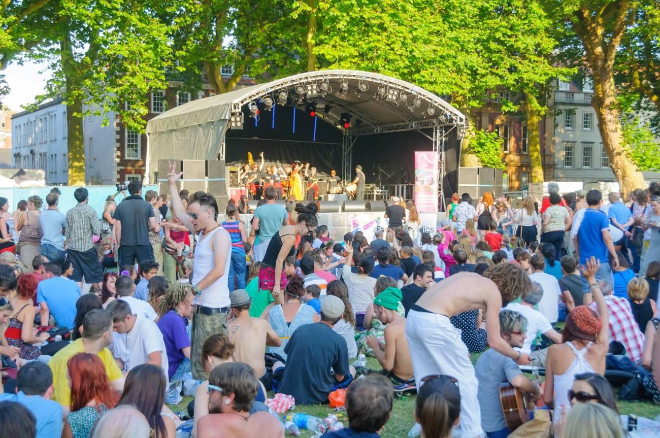 Bristol Harbour Festival 2015