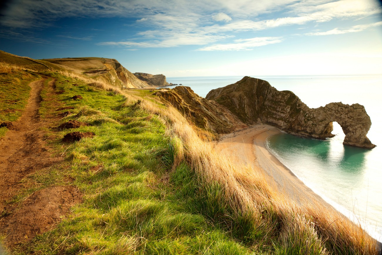 01 durdle door - Lies Thru a Lens