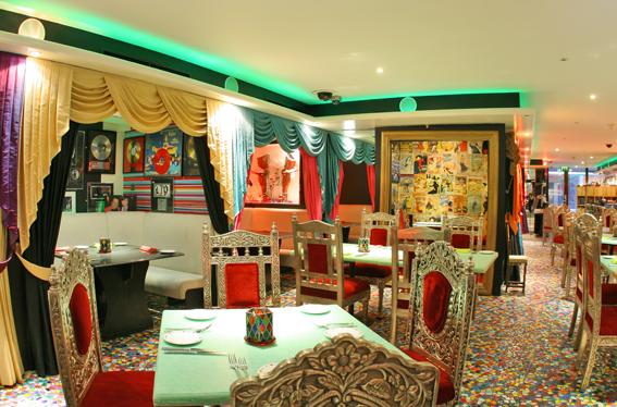 Abracadabra restaurant Londres