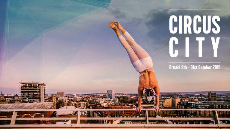 Circus City Bristol 2015