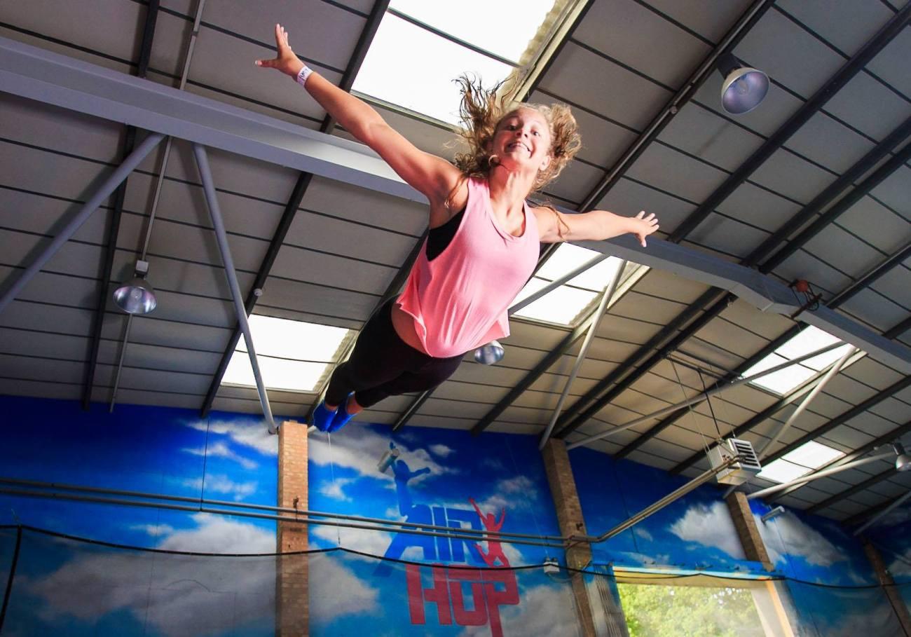 AirHop Trampoline Park Bristol