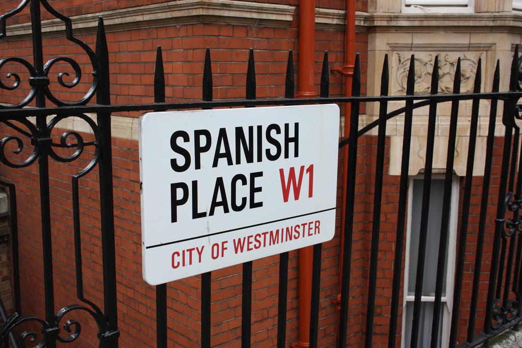 spanish place by Alfonso González Martínez
