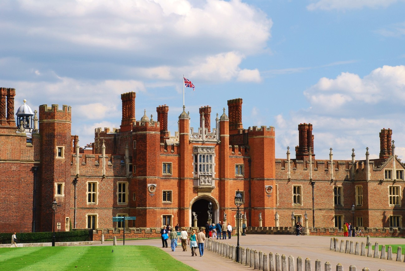 traveljunction - Hampton Court Palace