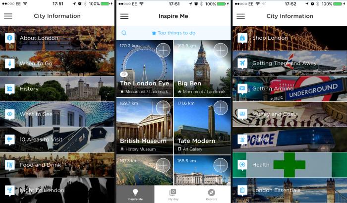 visit london app