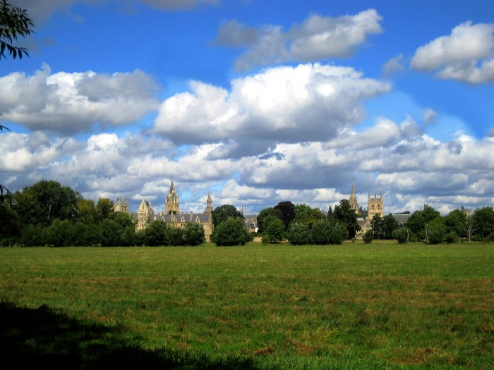 03 Snapshooter46 -- View across Christ Church Meadow