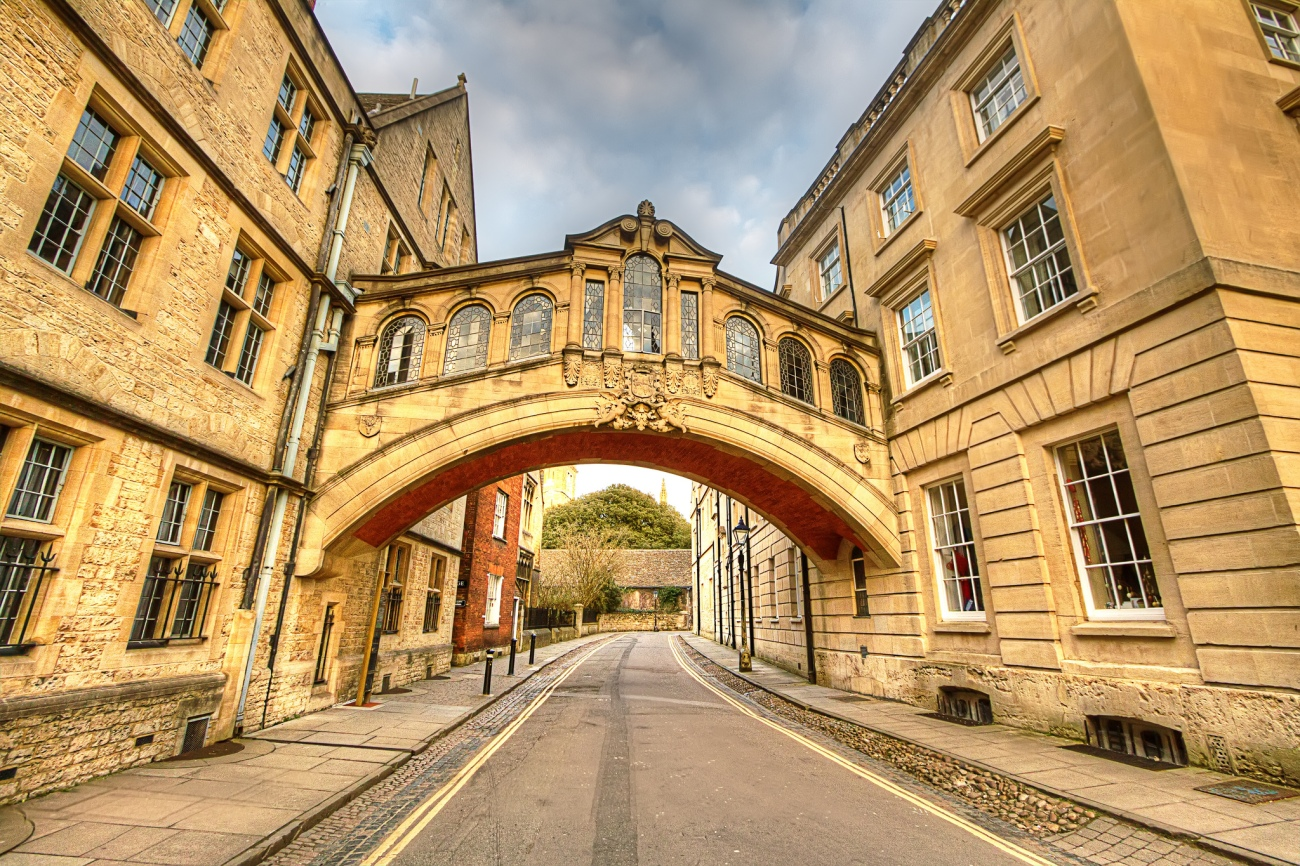 08 David Mills -- Bridge of Sighs, Oxford