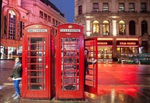 Angelo Domini -- London Telephone